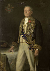 Carel Herman Aart van der Wijck (1840-1914). Gouverneur-generaal (1893-99)