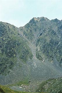 Carlit mountain in France
