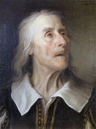 Francesco Carlo Rusca - Portrait of an Actor (1730s)