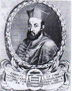 Carlo Carafa Italian cardinal