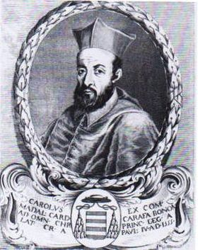 image illustrative de l'article Carlo Carafa (1517-1561)