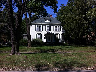 National Register of Historic Places listings in Craig County, Oklahoma - Image: Carselowey House