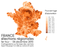 Cartogramme abstention régionales 2015 tour 1 par canton.png