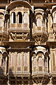 Carved windows and balconys of patwa haveli in jaisalmer.jpg