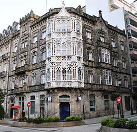 Casa Yañez, Vigo, 2016.JPG