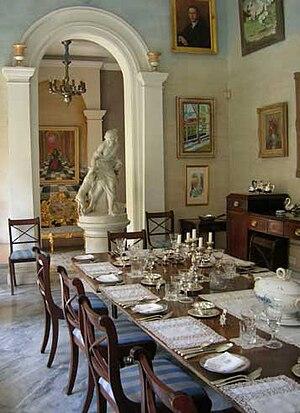 Casa Rocca Piccola - Casa Rocca Piccola's dining room
