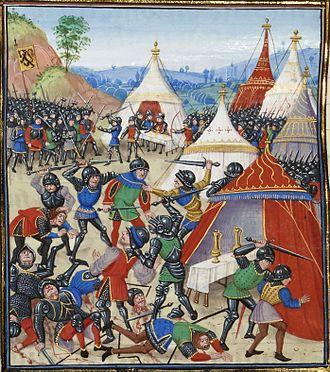 Battle of Cassel (1328) - Battle of Cassel 1328