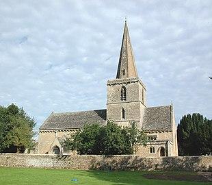 St Peter's parish church