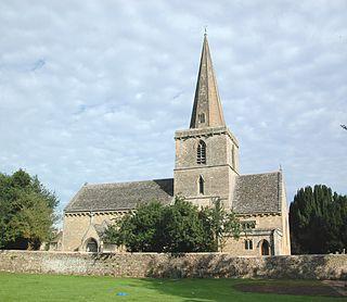 Cassington Human settlement in England