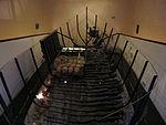 Castello di bodrum, sala del relitto di vetro 01.JPG