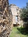 Castillo Bujaraiza, muralla interior y torre del homenaje.jpg
