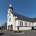 Castrop-Rauxel church St Josef S.jpg