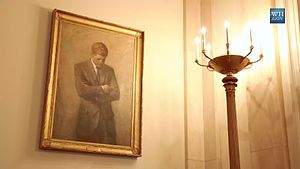 File:Catching Up with The Curator- The Presidential Portrait of John F. Kennedy.webm