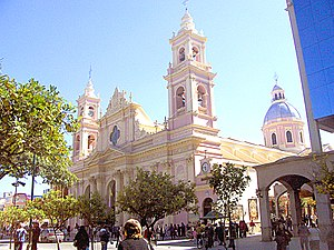 Salta - Image: Catedral de Salta (552008)