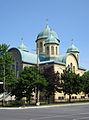 Cathédrale Orthodoxe Ukrainienne Sainte-Sophie à Montréal.jpg