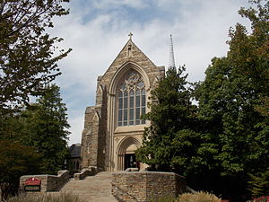 Episcopal Diocese of Maryland - Cathedral of the Incarnation