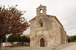 San Esteban church (12th century)