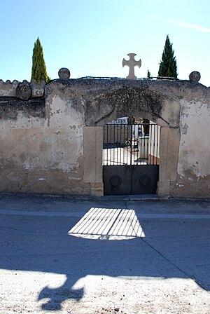 Vinaixa - Vinaixa cemetery