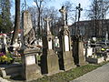 Cemetery in Mogiła by Maire.jpg