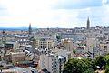 Centre-ville de Limoges depuis la gare.JPG