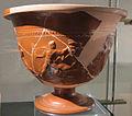 Ceramica sigillata aretina con ercole e i centauri 03.JPG