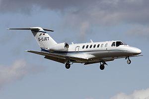 Air Hamburg - Air Hamburg Cessna Citation
