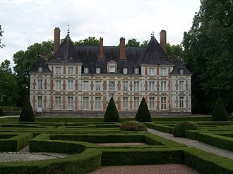 Barberey-Saint-Sulpice - The Chateau