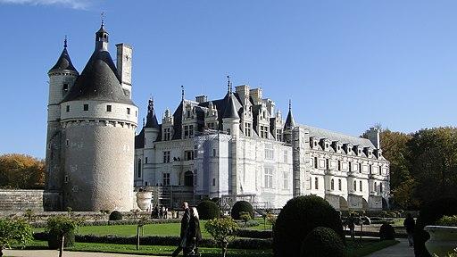 Château de Chenonceau 1054