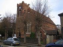 Chadwell Heath, St Chad's Church - geograph.org.uk - 625819.jpg