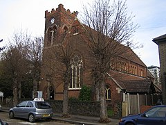 Chadwell Heath, St Chad's Church - geograph.org.uk - 625819.jpg