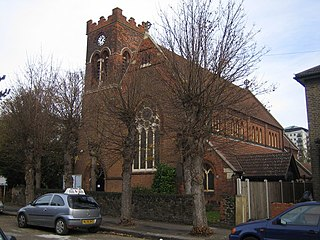 Chadwell Heath Human settlement in England