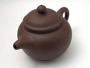 Chatsubo, Teapot for the Chinese brown