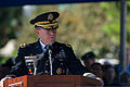 Chairman of the Joint Chiefs of Staff U.S. Army Gen. Martin E. Dempsey speaks during a change of command ceremony Oct. 2, 2013, in Seoul, South Korea 131002-D-KC128-487.jpg