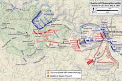 Chancellorsville May3b