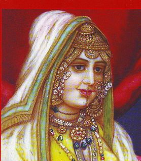 Chand Kaur Regent of the Sikh Empire