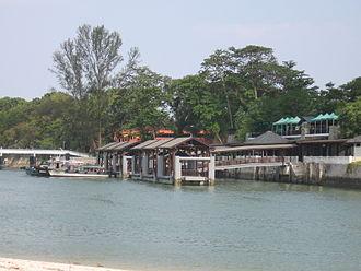Changi Village - Changi Point Ferry Terminal