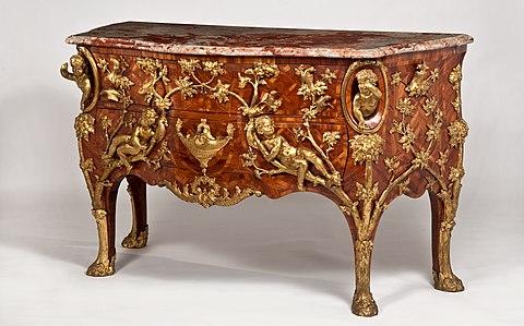 06611a08dcb0 Louis XV furniture - Wikipedia