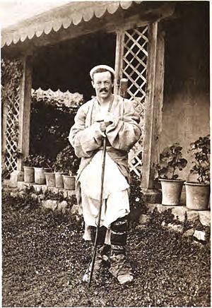 Charles Granville Bruce - Charles Granville Bruce in 1910