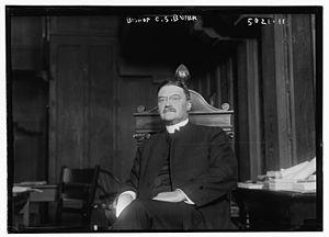 Charles Sumner Burch - Image: Charles Sumner Burch in 1919