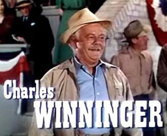 Charles Winninger - Charles Winninger in State Fair (1945)