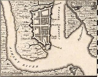 History of Charleston, South Carolina