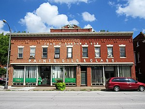 Charles F. Ranzow and Sons Building - Image: Chas Ranzow & Sons Bldg