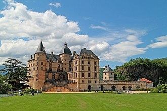Claude Perier - Chateau de Vizille