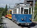 Chemin de fer Bex-Villars-Bretaye Bahnhof Gryon 2003.jpg