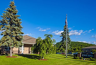 Chester, Orange County, New York - Town hall