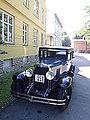 Chevrolet 1929, på Peter Hernqvistgatan i Skara, den 31 juli 2013c.JPG