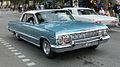 Chevrolet Impala 1963 - Falköping cruising 2013 - 1707.jpg