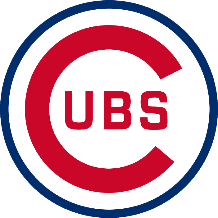 Chicago Cubs logo 1957 to 1978