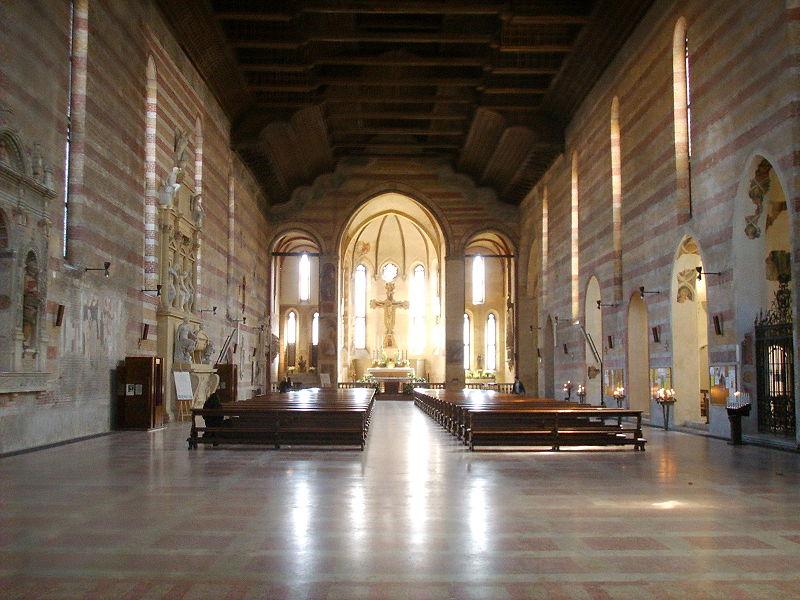 Interno Chiesa degli Eremitani