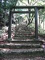 Chihaya Castle ishidan2.jpg